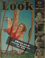 LOOK Magazine - September 14, 1937