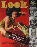 LOOK Magazine - September 28, 1937