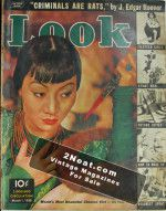LOOK Magazine - March 1, 1938