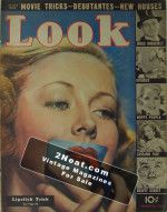 LOOK Magazine - March 29, 1938
