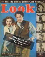LOOK Magazine - April 26, 1938