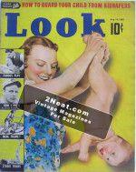 LOOK Magazine - August 16, 1938