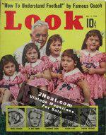 LOOK Magazine - October 11, 1938