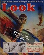 LOOK magazine - October 25, 1938