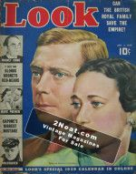 LOOK Magazine - January 3, 1939