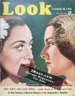 LOOK Magazine - March 28, 1939
