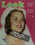 LOOK Magazine - April 25, 1939