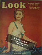 LOOK Magazine - August 1, 1939