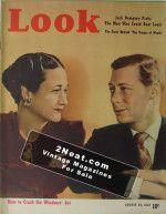 LOOK Magazine - August 29, 1939
