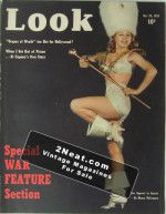 LOOK Magazine - October 24, 1939