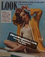LOOK Magazine - July 30, 1940