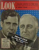 LOOK Magazine - September 10, 1940