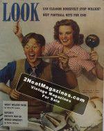 LOOK Magazine - October 8, 1940
