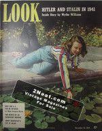LOOK Magazine - November 19, 1940