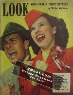 LOOK Magazine - December 3, 1940