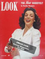 LOOK Magazine - April 22, 1941