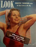 LOOK Magazine - July 1, 1941