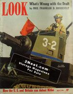 LOOK Magazine - July 15, 1941