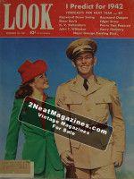 LOOK Magazine - December 30, 1941