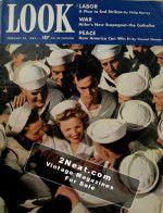 LOOK Magazine - February 24, 1942