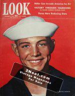 LOOK Magazine - September 8, 1942