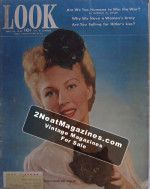 LOOK Magazine - September 22, 1942