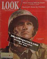 LOOK Magazine - November 3, 1942