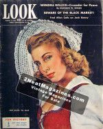 LOOK Magazine - March 9, 1943