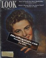 LOOK Magazine - April 6, 1943