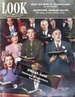 LOOK Magazine - May 4, 1943