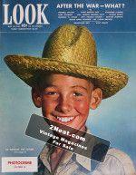 LOOK Magazine - May 18, 1943
