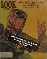 LOOK Magazine - June 1, 1943