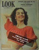 LOOK Magazine - July 27, 1943