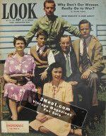 LOOK Magazine - October 19, 1943