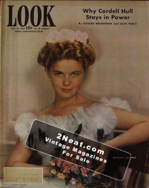 LOOK Magazine – November 16, 1943