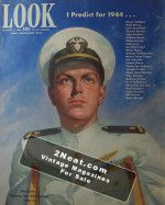LOOK Magazine - January 11, 1944