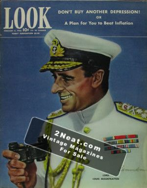 LOOK Magazine - February 8, 1944