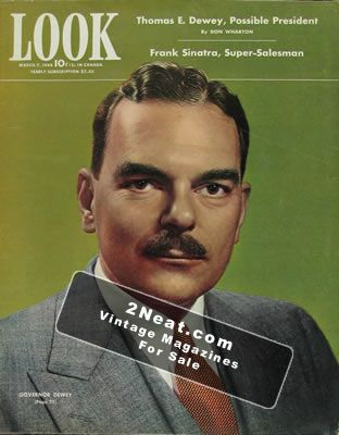 LOOK Magazine - March 7, 1944
