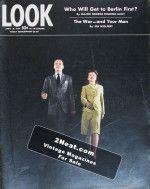 LOOK Magazine - April 18, 1944