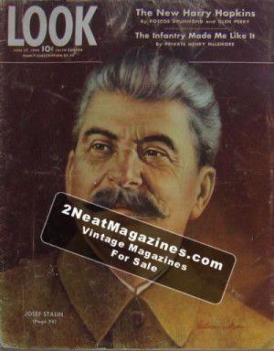 LOOK Magazine - June 27, 1944