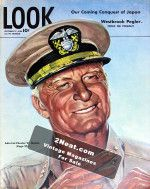 LOOK Magazine - October 17, 1944