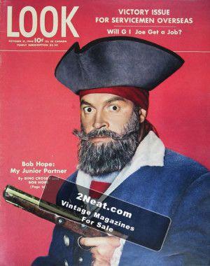 LOOK Magazine - October 31, 1944