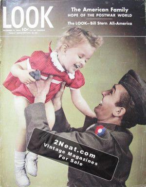 LOOK Magazine - December 12, 1944