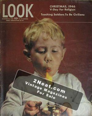 LOOK Magazine - December 26, 1944