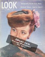 LOOK Magazine - January 23, 1945