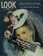 LOOK Magazine - April 3, 1945