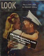 LOOK Magazine - October 30, 1945