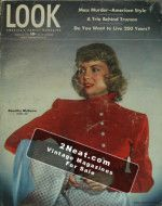 LOOK Magazine - March 19, 1946
