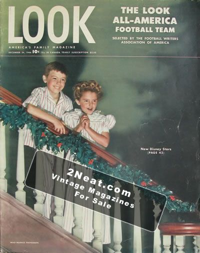 for sale look magazine december 24 1946 vets at college