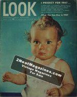 LOOK Magazine - January 7, 1947